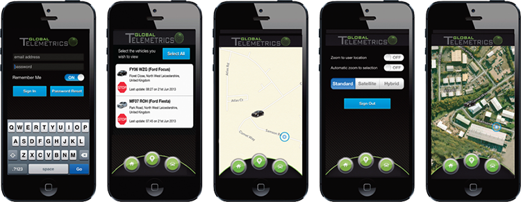 smartrack tracker protector pro app stolen bmw obd theft