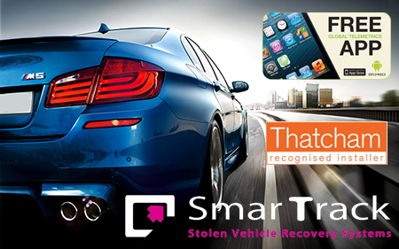 obd theft stolen bmw smartrack protector pro trident fully fited