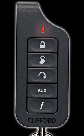 Clifford 2 2 Matrix Car Alarm With Remote Engine Start